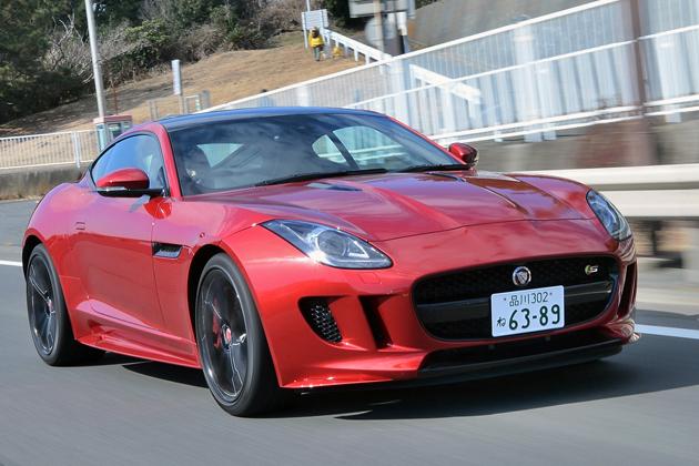 「Jaguar F-TYPE S COUPE MT」ショートインプレッション/今井優杏