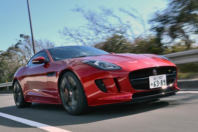 ジャガーの「イマ」がすべてここにある/「Jaguar F-TYPE S COUPE MT」ショートインプレッション