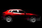 マツダ 新型「CX-4」のスタイルが見えた!コンセプトモデルがそのまま市販化!?これがマツダのデザイン力