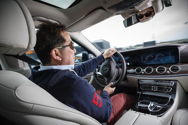 メルセデス・ベンツ新型Eクラス(W213)、先進技術満載で夏ごろ日本導入!新しい価値はEクラスから始まる