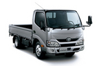 トヨタ、ダイナ/トヨエース2t積系にプリクラッシュセーフティを搭載