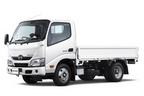日野、小型トラック「デュトロ」改良でプリクラッシュセーフティなどの安全装備を設定