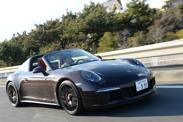 立ち位置を変えず進化を続けてきたポルシェ 911にタルガトップを備えた「911 タルガ4GTS」試乗レポート