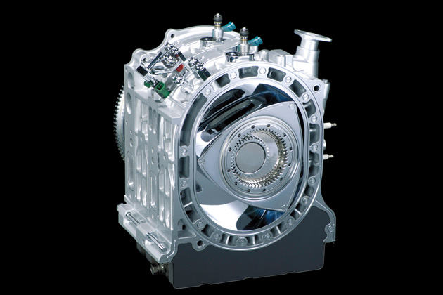 次世代RENESIS(ロータリーエンジン16X)(2007年)
