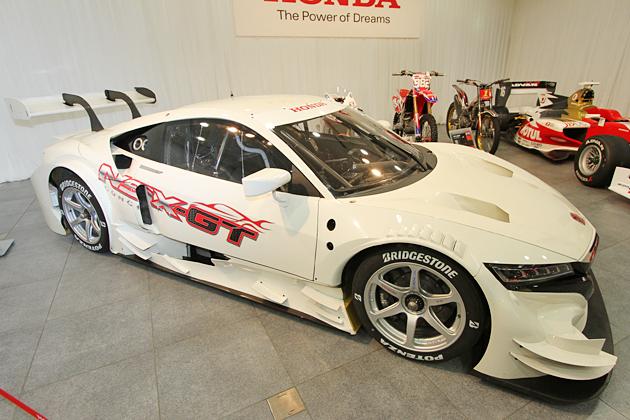ホンダ NSX CONCEPT-GT/スーパーGT2016