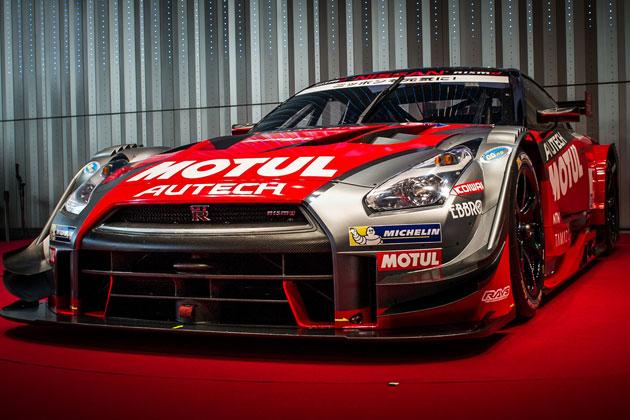 #1 MOTUL AUTECH GT-R/スーパーGT2016