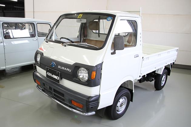 スバル サンバートラック4WD