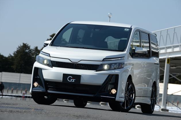ヴォクシー・ノアを買うアナタ、必見です/トヨタ 新型(2代目)「ヴォクシー/ノア G's」[プロトタイプ/2016年4月末発売予定] 試乗レポート