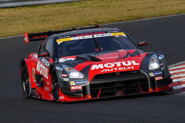No.1 MOTUL AUTECH GT-R/2016 スーパーGT 開幕戦 岡山