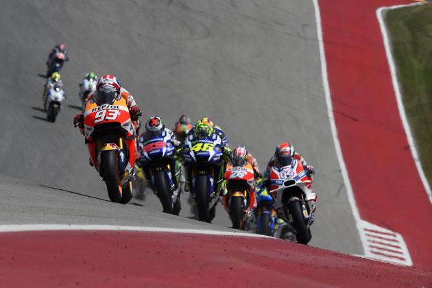 MotoGP 第3戦 アメリカズGP 決勝(2016)