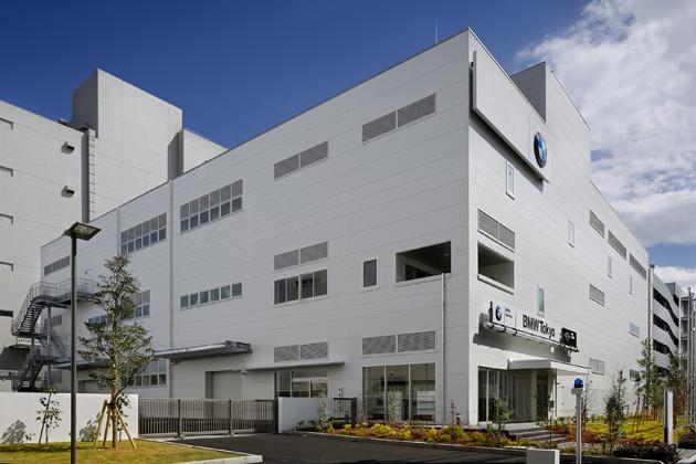 ビー・エム・ダブリュー東京「木場サービス・センター」