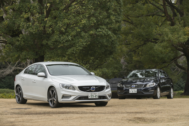 ドイツ御三家とは違う、明確な2つの個性「ボルボ S60 T3 SE」「ボルボ S60 T6 AWD R-DESIGN」試乗レポート/山本シンヤ