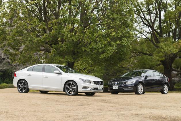 ドイツとも、日本とも違う・・・明確な2つの個性「ボルボ S60 T3 SE」「ボルボ S60 T6 AWD R-DESIGN」試乗レポート