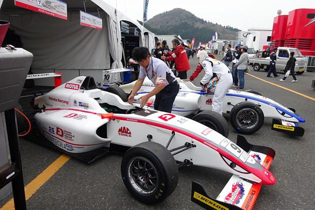 見て楽しい、参加し易い、F1の登竜門「FIA-F4」はモータースポーツの基本が満載!