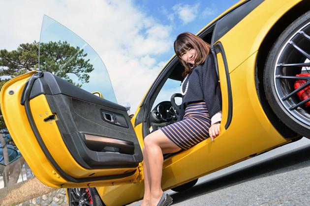 SUPER GT 300でもデビューウィンの実力派「メルセデスAMG GT S」ショートインプレッション