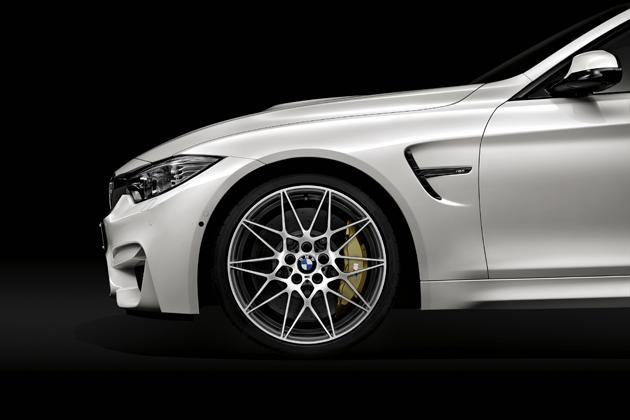 BMW M4クーペ(コンペティション・パッケージ)