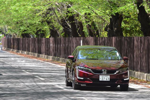 その完成度は「トヨタ MIRAI」と比べどうだったか/ホンダ 新型燃料電池自動車(FCV)「CLARITY FUEL CELL」(クラリティ フューエル セル) 試乗レポート