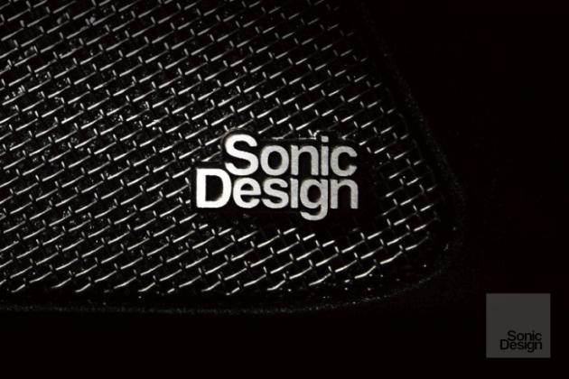 Sonic Designエンブレム装着イメージ