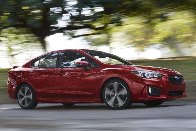 スバル新型インプレッサの運動性能は海外有名スポーツカーにも匹敵!SGPの登場でスバルは変わる!