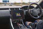ジャガー・ランドローバー、高度な自動運転技術「ハンズフリー」運転などを披露