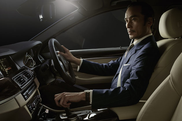 """「BMW 5シリーズCelebration Edition """"BARON""""(セレブレーション・エディション・バロン)」"""