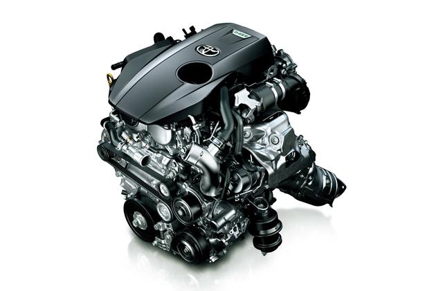 トヨタ 2.0L 8AR-FTSエンジン