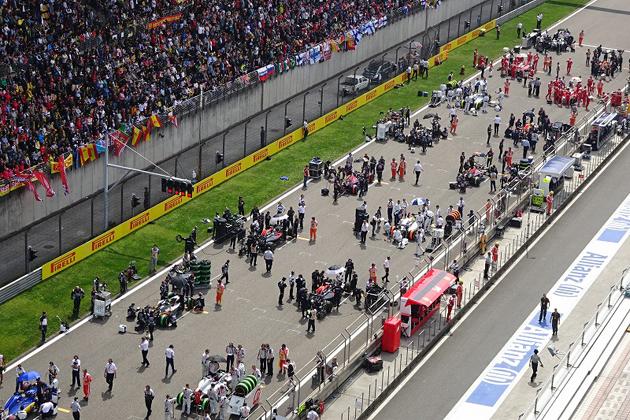 F1レースは整理整頓の評価の場?実は上位チームほど整理されている