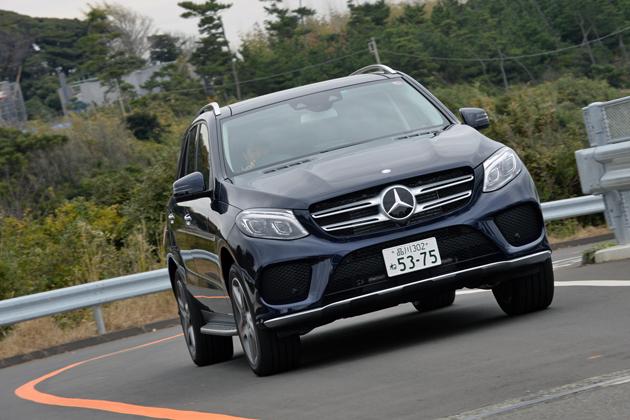 SUVモデル「Mクラス」が名前も新たにリニューアル/「メルセデス・ベンツ GLE 350 d 4MATIC Sports」試乗レポート