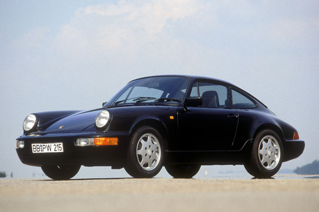 (参考)1988, 911 Carrera 4 Coupé Type 964