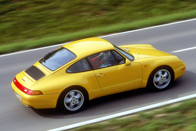 (参考)1994, 911 Carrrea Coupé Type 993