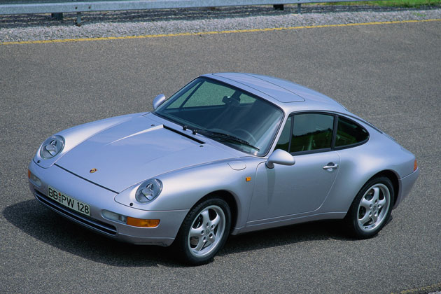 (参考)1994, 911 Carrera Coupé Type 993