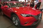 マツダが中国で初のワールドプレミア!6MTも用意する新型「CX-4」、すでに中国で生産開始!