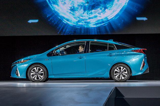 トヨタ 新型「プリウスPHV」(プリウス プライム)/ニューヨークショー2016トヨタ 新型「プリウスPHV」(プリウス プライム)/ニューヨークショー2016