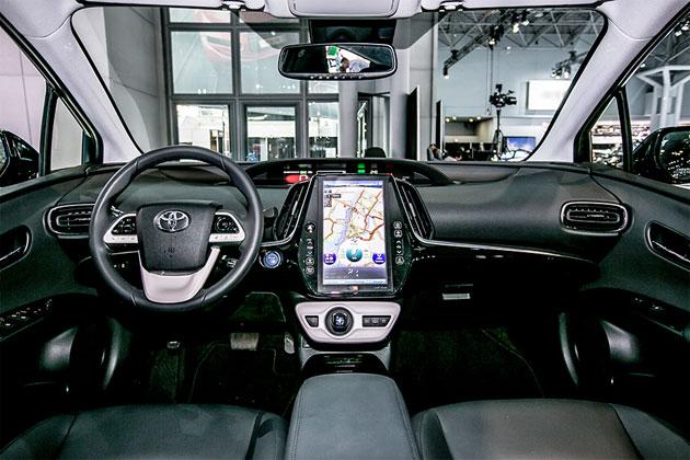 トヨタ 新型「プリウスPHV」(プリウス プライム)/ニューヨークショー2016