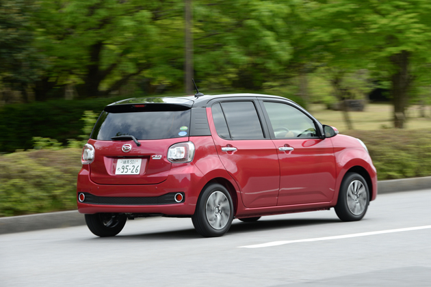 遂に、軽をお手本に造られた新時代の小型車が現れた!/新型「ダイハツ ブーン/トヨタ パッソ」試乗レポート