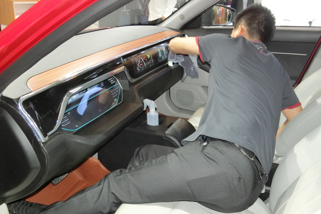 中国で自動運転がプチバブル!中国政府が水面下で技術を軍需から民需へ