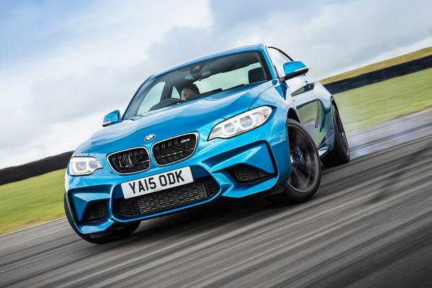 BMW 新型M2クーペ