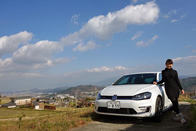 エコにも走りにも本気なプラグインハイブリッドでイッキに1000km走ってみた/「VW ゴルフ GTE」試乗レポート