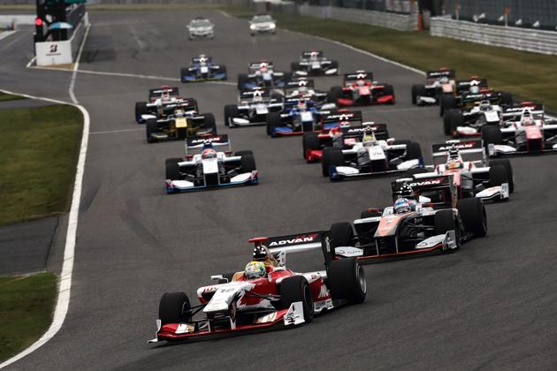 アイルトン・セナ、ミハエル・シューマッハに続く逸材が日本のレースに登場!
