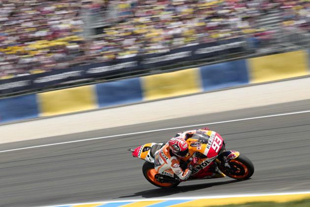 マルク・マルケス/MotoGP第5戦 フランスGP 決勝