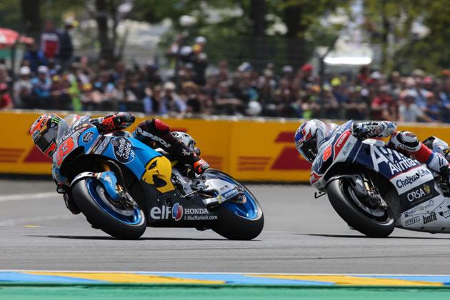 ティト・ラバト/MotoGP第5戦 フランスGP 決勝