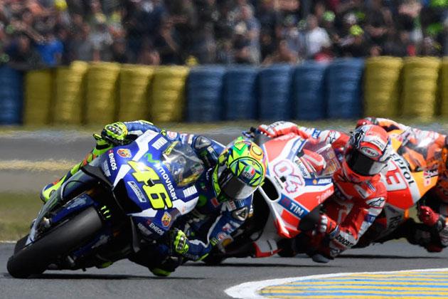 #46 V.ロッシ (ヤマハ)/MotoGP第5戦 フランスGP