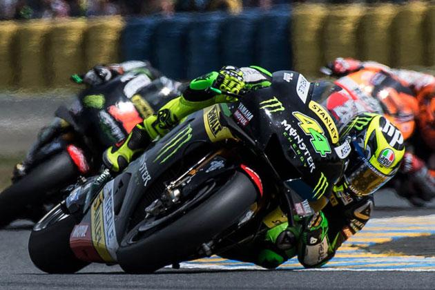 #44 P.エスパルガロ (ヤマハ)/MotoGP第5戦 フランスGP
