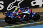 【MotoGP フランスGP】スズキ、2008年以来の表彰台を獲得!ビニャーレスが3位フィニッシュ!