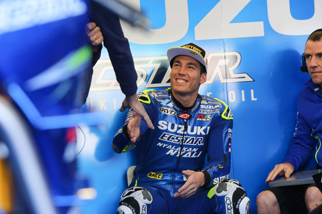 MotoGP 第5戦 フランスGP/スズキ