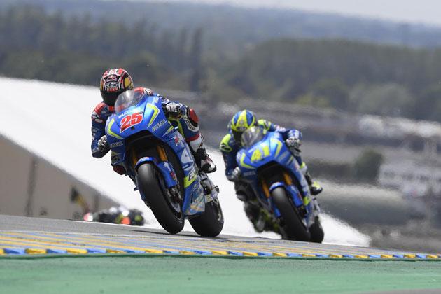 MotoGP 第5戦 フランスGP(決勝)/スズキ