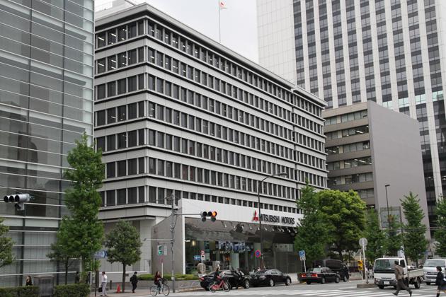 三菱自動車 本社(港区)