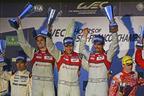 スパ・フランコルシャン6時間レースを制したアウディチーム