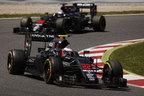 【F1 スペインGP】ホンダ苦戦!バトン9位、アロンソはリタイヤ