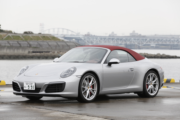 ポルシェ 新型 911 カレラS カブリオレ